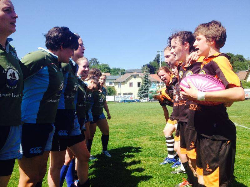 Women's Rugby Finals Melk