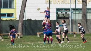 WRCI line-out